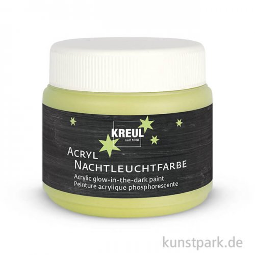 KREUL Acryl Nachtleuchtfarbe 150 ml