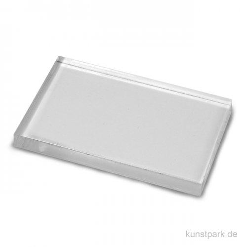 IndigoBlu Acrylblock 1er, 125x172x12 mm