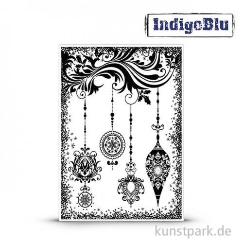 IndigoBlu Stempel - Conners Crown Jewels