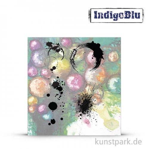 IndigoBlu Stempel - Ink Splats