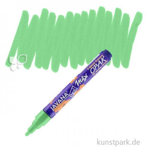 KREUL Textil Marker Opak medium Stift | Grün
