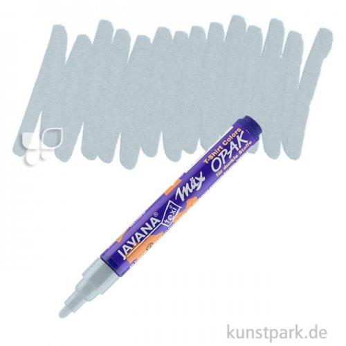 KREUL Textil Marker Opak medium Stift | Silber