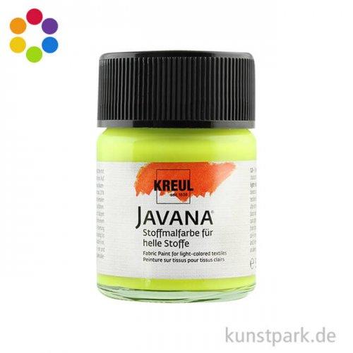 KREUL Javana Stoffmalfarbe fluoreszierend, 50 ml