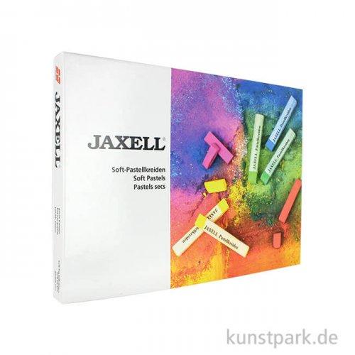 JAXELL Pastellkreide, 36 Stifte im Kartonetui