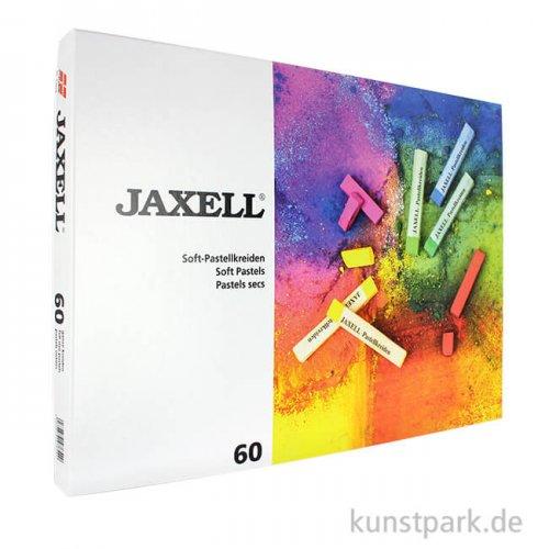 JAXELL Pastellkreide 60-er Sortiment