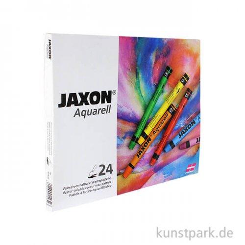 JAXON Aquarell Pastell 24-er Sortiment