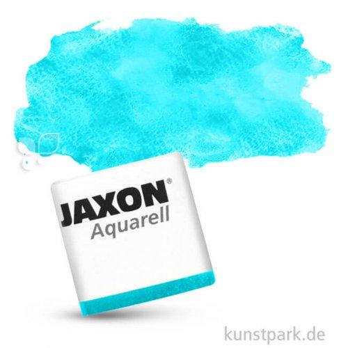 JAXON Aquarellfarben Einzelnapf 1/2 Napf | Permanentblau Hell