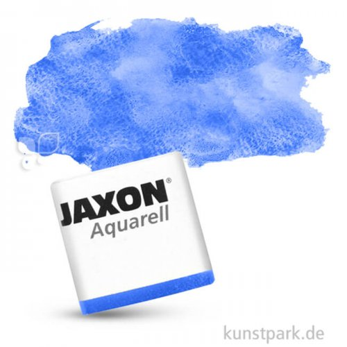 JAXON Aquarellfarben Einzelnapf 1/2 Napf | Ultramarinblau