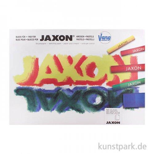 JAXON Ölpastellblock, 50 Blatt, 100g