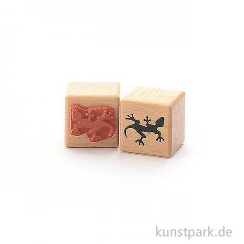 Judi-Kins Stamps - Gecko - 3x3 cm