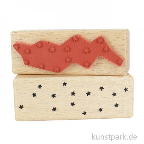 Judi-Kins Stamps - lauter kleine Sternchen - 3x8 cm