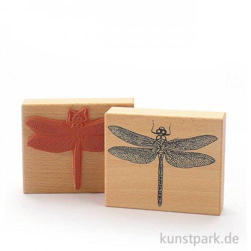Judi-Kins Stamps - Libelle - 9x11 cm