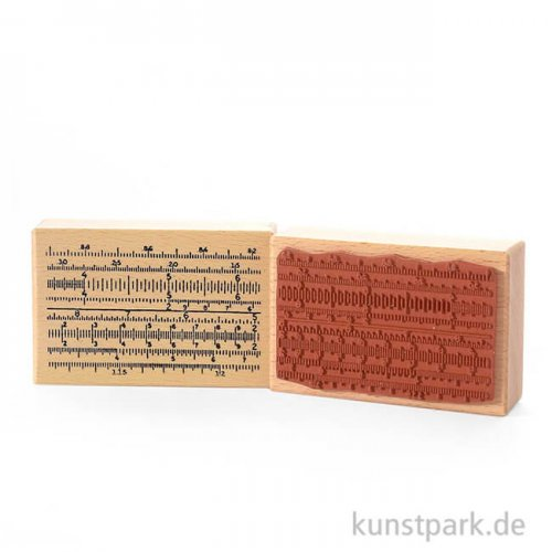 Judi-Kins Stamps - Maßstab, 6 x 9 cm