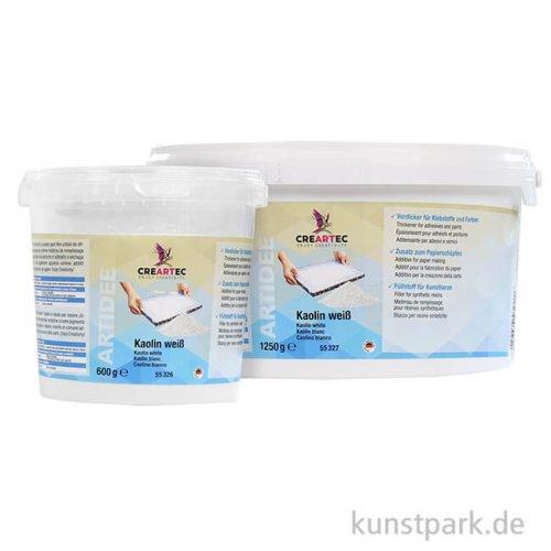 Kaolin Porzellanerde zur Aufhellung von Pulpe - weiß