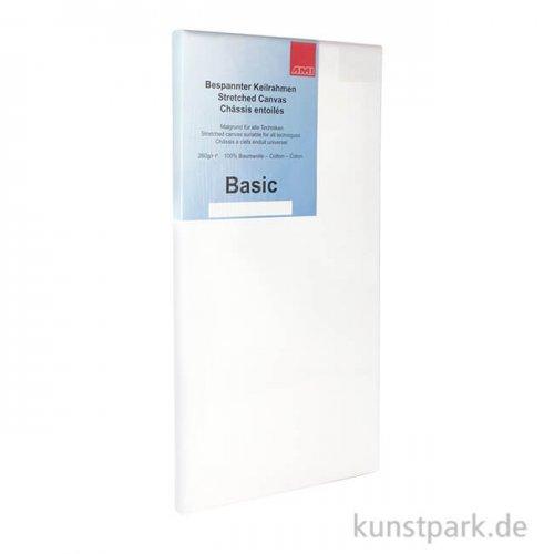 Keilrahmen BASIC - 1,8 cm 20 x 40 cm