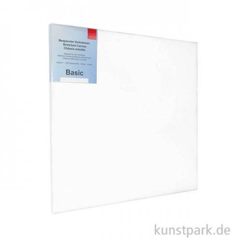 Keilrahmen BASIC - 1,8 cm 30 x 30 cm
