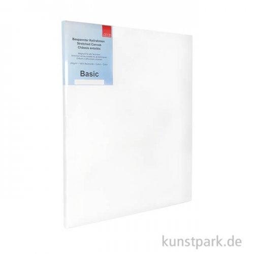Keilrahmen BASIC - 1,8 cm 30 x 40 cm