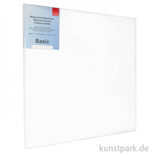 Keilrahmen BASIC - 1,8 cm 60 x 60 cm