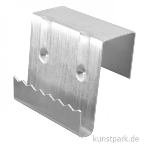 Keilrahmen Aufhänger zum Aufstecken bis 20 mm, 1 Stück