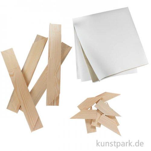 Keilrahmen XXL Bausatz - PROFI - 3 cm
