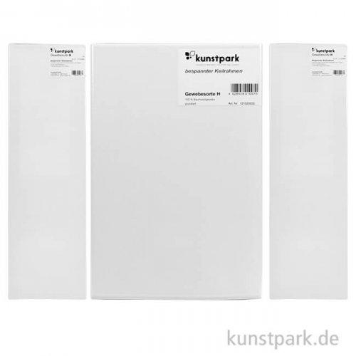 Keilrahmenset Triptychon - 120 x 80 cm