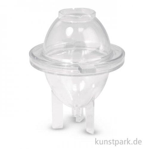 Kerzengießform - Ei, 4,5x6,5 cm
