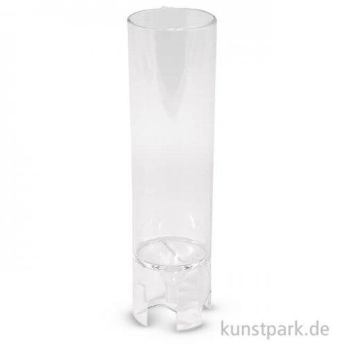 Kerzengießform - Glockenspitze Zylindrisch, 4 cm, Höhe 12 cm