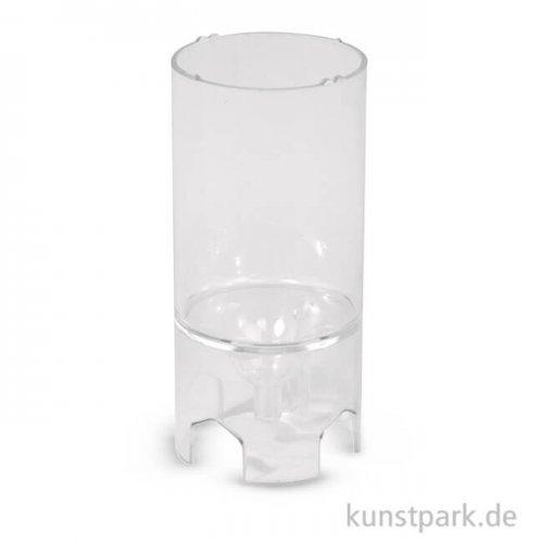 Kerzengießform - Glockenspitze Zylindrisch, 4 cm, Höhe 6,5 cm