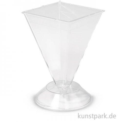 Kerzengießform - Pyramide, 90x60 mm