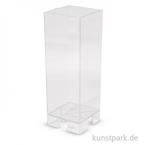 Kerzengießform - Quadrat, 60 mm, Höhe 16 cm