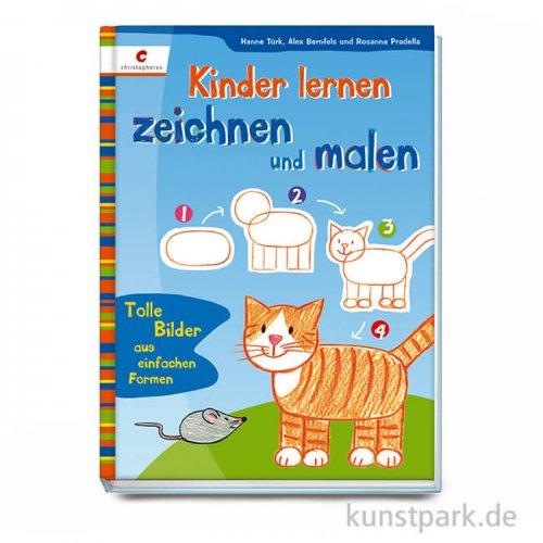Kinder lernen zeichnen und malen, Christophorus Verlag