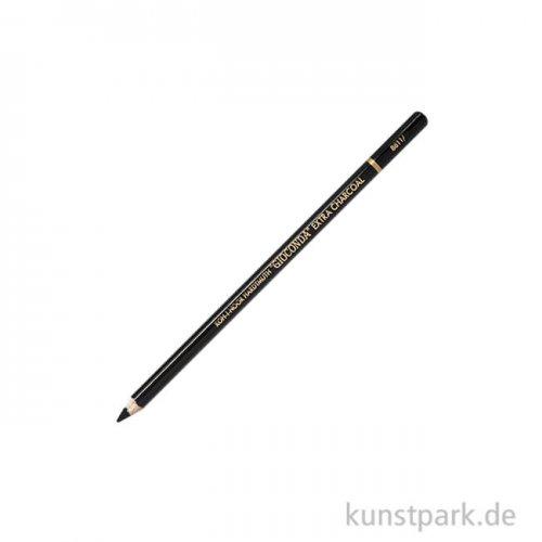 Koh-I-Noor Gioconda Reißkohle Stift, holzgefasst Weich