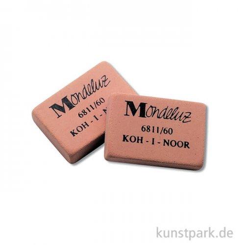 Koh-I-Noor Radiergummi MONDELUZ, 31x21x8 mm