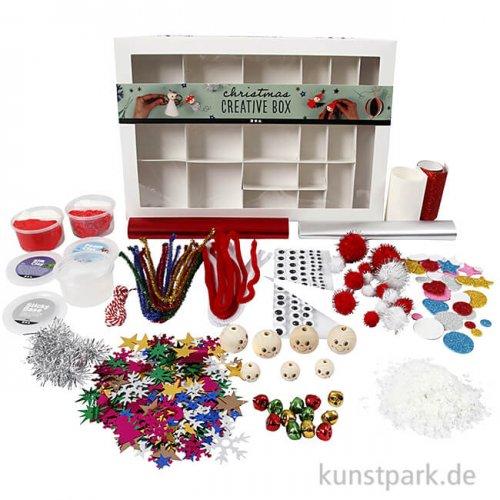 Kreativ-Box Magische Weihnachten - zum Erkunden, Spielen und Lernen