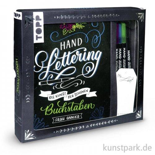 Kreativ-Set - Handlettering, Topp Verlag