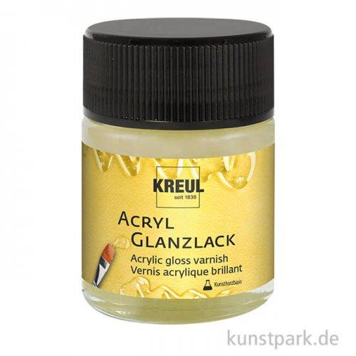 KREUL Acryl-Glanzlack auf Kunstharzbasis 50 ml