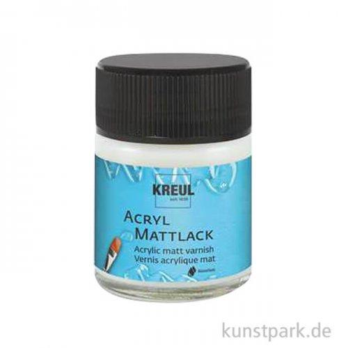KREUL Acryl-Mattlack auf Wasserbasis 50 ml