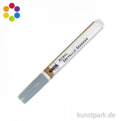 KREUL Acryl Metallic Marker 2-4 mm