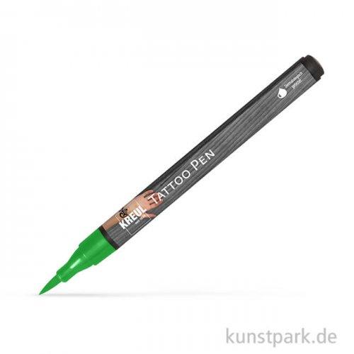 KREUL Tattoo Pen zum Tattoo selber malen Einzelstift   Grün