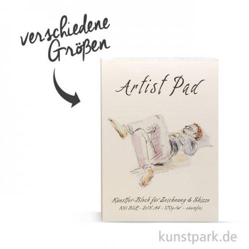 Künstlerblock Artist Pad, 170 g