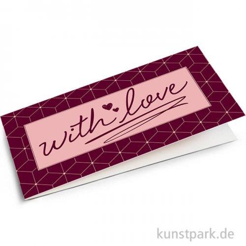 kunstpark Gutschein - With Love