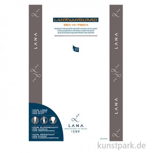 Lanavanguard Mixmediablock, 10 Blatt, 200g