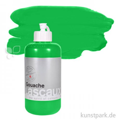 Lascaux Gouachefarben 250 ml | 318 Brillantgrün