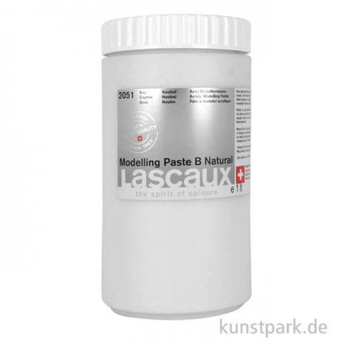 Lascaux Modelling Paste B Natural - rau