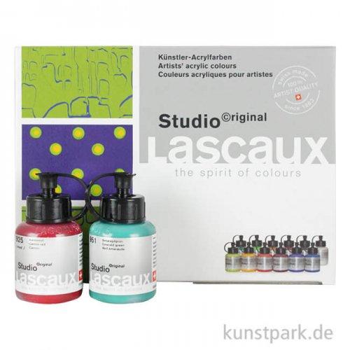 Lascaux STUDIO Acryl-Set mit 12 x 30 ml