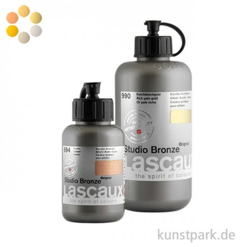 Lascaux STUDIO Bronzefarben