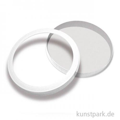 Laternendeckel und -boden, Durchmesser 15,3 cm