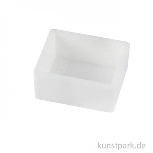 Schmincke Aquarell-Näpfchen aus Kunststoff, leer 1/2 - halb (klein)