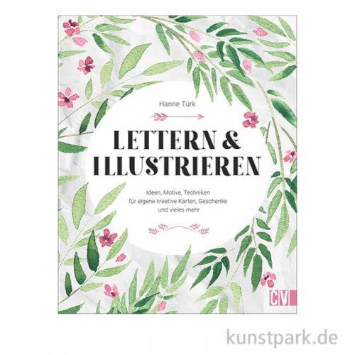 Lettern und Illustrieren, Christophorus Verlag