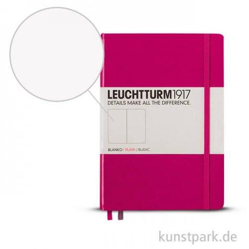 Leuchtturm Notizbuch Hardcover - Beere - Blanko
